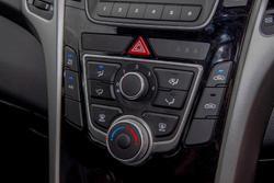 2015 Hyundai i30 Active GD4 Series II MY16 Polar White