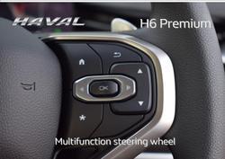 2021 Haval H6 Premium B01 Grey