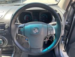 2013 Holden Colorado LTZ RG MY13 4X4 Dual Range Nitrate