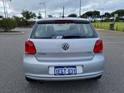 2013 Volkswagen Polo 66TDI Comfortline 6R MY13.5 Reflex Silver