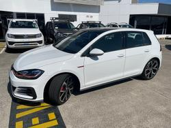 2019 Volkswagen Golf GTI 7.5 MY19.5 Pure White