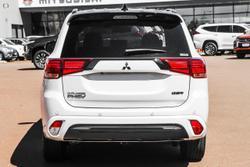 2021 Mitsubishi Outlander PHEV GSR ZL MY21 AWD White