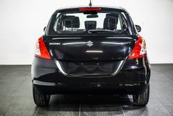 2016 Suzuki Swift GL Navigator FZ MY15 Black