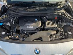 2014 BMW 2 Series 218i Sport Line F45 Silver