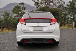 2013 Honda Civic VTi-S 9th Gen MY13 White Orchid