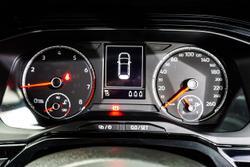 2021 Volkswagen Polo 70TSI Trendline AW MY21 Blue