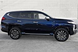 2021 Mitsubishi Pajero Sport GLS QF MY21 4X4 Dual Range Blue