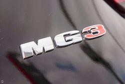 2020 MG MG3 Core (Nav) MY21 Pebble Black