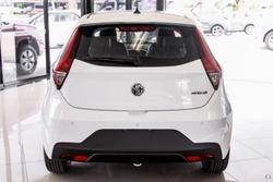 2020 MG MG3 Excite MY21 Dover White