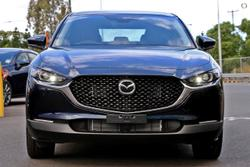 2021 Mazda CX-30 G20 Astina DM Series Blue