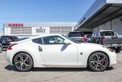 2021 Nissan 370Z Z34 MY20 White