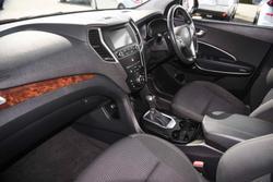 2017 Hyundai Santa Fe Active DM3 Series II MY17 4X4 On Demand Red Merlot
