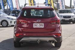 2017 Hyundai Santa Fe Active DM3 Series II MY17 4X4 On Demand Red