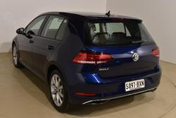 2018 Volkswagen Golf 110TSI Comfortline 7.5 MY19 Atlantic Blue