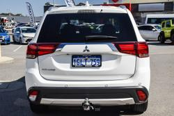 2017 Mitsubishi Outlander LS ZL MY18.5 White