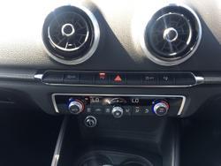 2017 Audi A3 Sport 8V MY17 Blue