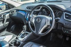 2015 Nissan QASHQAI Ti J11 Red