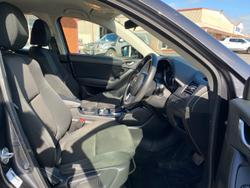 2015 Mazda CX-5 Maxx KE Series 2 Grey