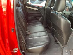 2017 Holden Colorado Z71 RG MY18 4X4 Dual Range Red