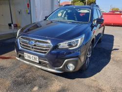 2019 Subaru Outback 2.5i Premium 5GEN MY19 AWD Dark Blue
