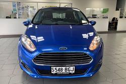 2014 Ford Fiesta Trend WZ MY15 Winning Blue