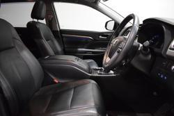 2018 Toyota Kluger Grande GSU55R AWD Silver Storm