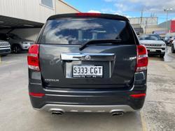 2015 Holden Captiva LTZ CG MY16 AWD Grey