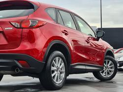 2015 Mazda CX-5 Maxx Sport KE Series 2 Soul Red