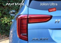 2021 Haval Jolion Ultra A01 Blue