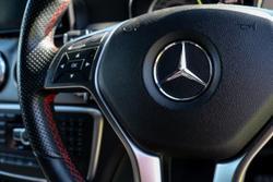 2014 Mercedes-Benz GLA-Class GLA200 CDI X156 Grey