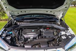 2018 BMW X1 sDrive18d F48 White