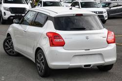 2021 Suzuki Swift GLX Turbo AZ Series II White