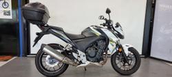 Honda CB500FA (abs)
