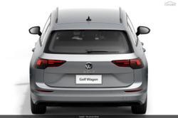 2021 Volkswagen Golf 110TSI 8 MY21 Silver