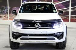 2021 Volkswagen Amarok TDI580 W580 2H MY21 4X4 Constant White