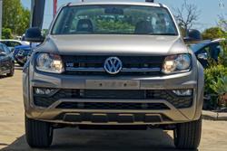 2021 Volkswagen Amarok TDI550 Core 2H MY21 4X4 Constant Beige