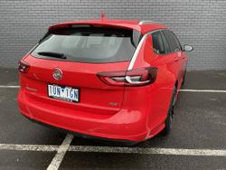 2018 Holden Commodore RS ZB MY19 RED