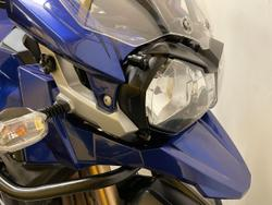 2012 Triumph TIGER EXPLORER Blue