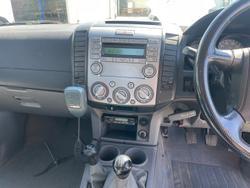 2007 Ford Ranger XL PJ 4X4 Dual Range Cool White
