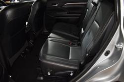 2016 Toyota Kluger Grande GSU55R AWD Silver Sky
