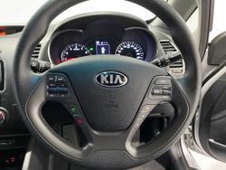 2016 Kia Cerato S YD MY17 Silver