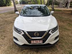 2019 Nissan QASHQAI ST J11 Series 2 White