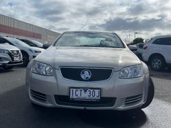 2012 Holden Commodore Omega VE Series II MY12.5 Gold