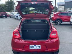 2017 Suzuki Swift GLX Turbo AZ Red