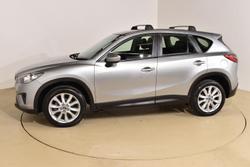 2014 Mazda CX-5 Akera KE Series MY14 AWD Aluminium