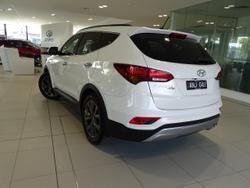 2017 Hyundai Santa Fe Active X DM3 Series II MY17 White