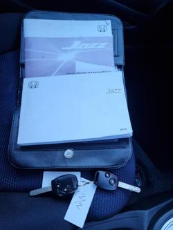 2012 Honda Jazz GLi GE MY12 Silver