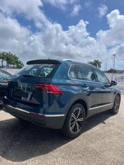 2021 Volkswagen Tiguan 110TSI Life 5N MY21 Blue