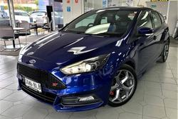 2016 Ford Focus ST LZ Performance Blue