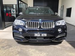 2017 BMW X5 M50d F15 4X4 Constant Black